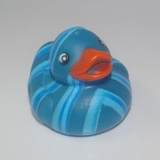 Bath - Duck Blue stripes